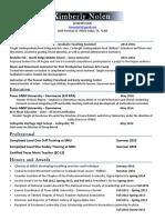kimberlynolen-resume