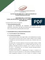 RESUMEN DE LA LINEA DE INVESTIGACIÓN - CARRERA PROFESIONAL DE DERECHO.docx