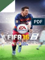 Fifa 16 Manual Ps3 Es