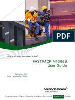 Fastrack M1306B User Guide Rev003