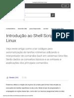 20160129_181013__Introdução Ao Shell Script No Linux