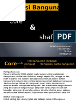 core dan shaft