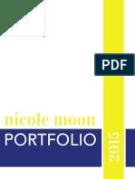 Nicole Moon Portfolio