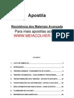 apostila_resistência_materiais