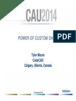 Custom Data