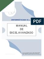 Manual de Excel Avanzado 2