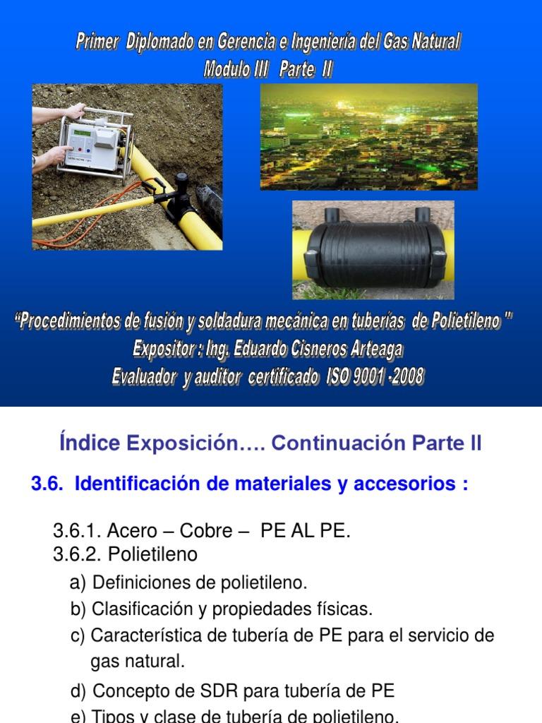 67c17de3c4 Parte II Materiales y Soldaduras Polietileno