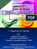 Capitulo Definicion de Roles