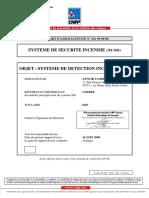 Sys Détection Incendie