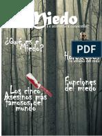 El miedo (revista)