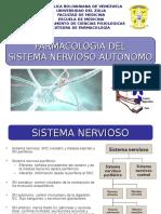 Farmacologia Del SNA. 1era Parte. Dra. María De Freitas.