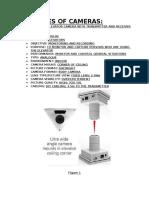 CCTV Cameras Documentation