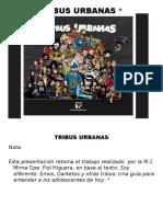 Tribus Urbanas 1