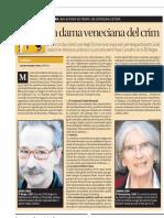 La dama veneciana del crim