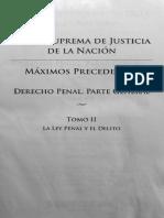 CSJN Maximos Precedentes -Ejercicio de Un Derecho, Autoridad o Cargo -1