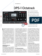 elektron dps-1 octatrack
