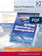 Airline Marketing and Management 2011 Row