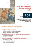 Safety for Community, Regional and Local Media