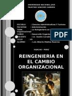 Reingeniería en Las Organizaciones z