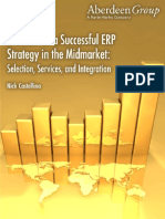 A Guide for a Successful ERP Strategy in the Midmarket
