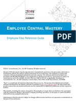 A EmployeeFilesReferenceGuide