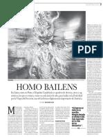 Candelaria | Homo bailens