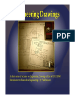 ENGG1960 Engineering Drawings Lecture Introduction 2014