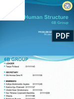 Modul Human Structure