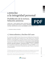 Derecho a La Integridad Personal -DDHH -Sep2014