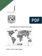 Compendio de Historia Mundial I