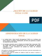 Administración de La Calidad Total Rr.hh
