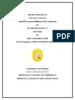 MCOM PART 2 PROJECT OF MVAT CEN VAT.docx