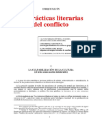 Falcón, Enrique - Las Prácticas Literarias Del Conflicto