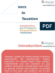 Careers in Taxation