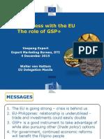 EU-Philippine Trade