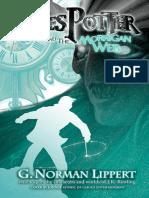 James Potter and The Morrigan Web