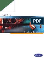HVAC Handbook Part 3 Piping Design