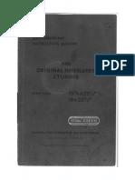 Heidelberg Cylinder Supplemental Manual