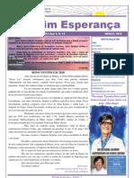 BOLETIM ESPERANÇA 11