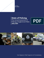 State of Policing 13 14