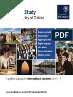 GraduateStudies InternationalStudents 2015-16