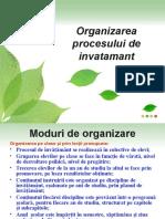III.organizarea Proc de Inv