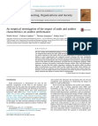 An empirical investigation of the impact of audit and auditor characteristics on auditor p