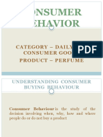 Final Ppt Consumer Behaviour