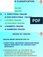 Presentation on Cracks