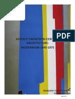 Modernism Final Small