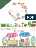 """PROYECTO """"Santa Catalina´s Green Market"""""""