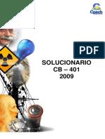 Solucionario Pruebas Anuales - 2009