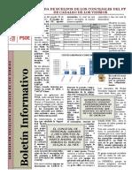 Boletín Informativo PSOE Enero 2016