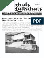 Gasschutz Und Luftschutz 1935 Nr.6 Juni